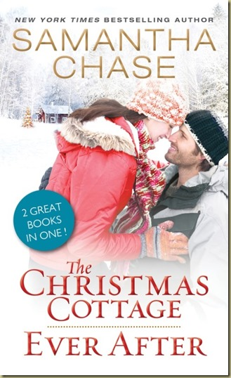 The Christmas Cottage by Samantha Chase - Thoughts in Progress