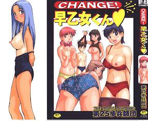 CHANGE! Saotome-kun