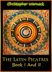 Cover of Christopher Warnock's Book The Latin Picatrix Book I And II