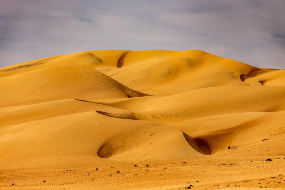 Sharqiya Sands, Oman, pustynia, wydma