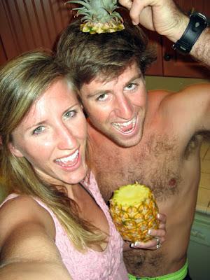 Steven and Sheena in Kauai