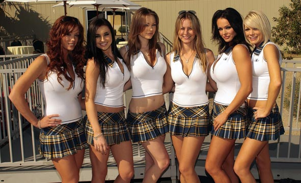 2010 Playboy Golf Tourney and Mansion Party (46 Photos)  #Safe For Work:Safe For Work