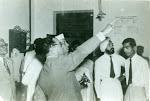 1953 with Pandit Nehru, Sidhu and Husain Zaheer.jpg