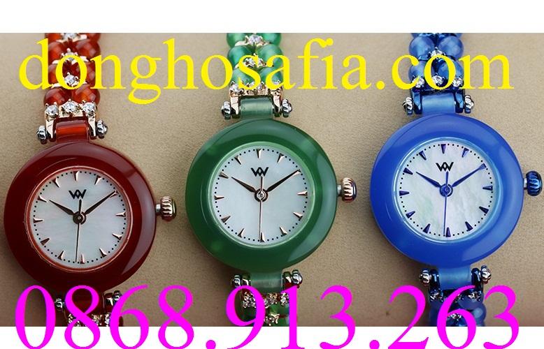 Đồng hồ nữ Weigu WD003 WG101