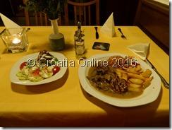 Croatia Online Restaurant Plitvice pork