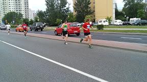 VI Bieg Ursynowa. Mistrzostwa Polski w biegu na 5 km (2 czerwca 2012)