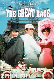 Vòng Đua Vĩ Đại - The Great Race (1965) Poster