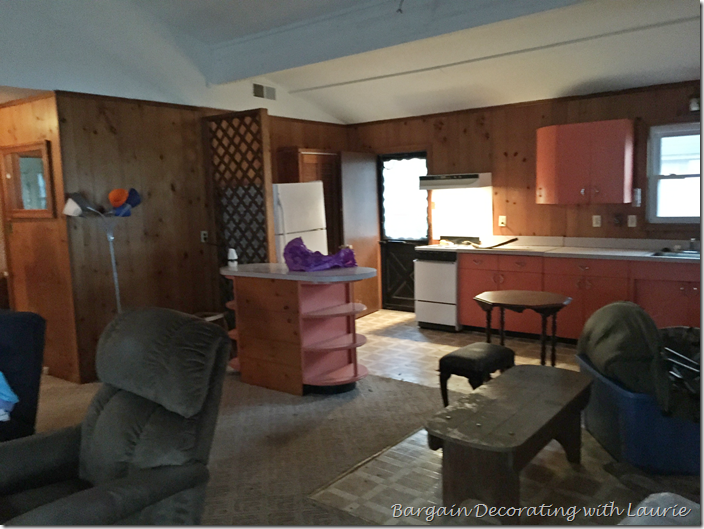 Kitchen Cabinets in fixer-upper