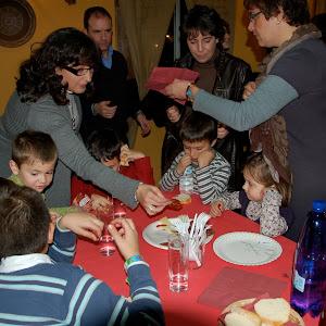 Cena de la Asociación (19 enero 2011)