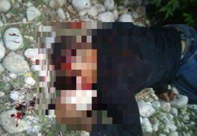 Multitud lincha a presunto asesino de mujer en La Descubierta