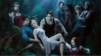 True Blood Anna Paquin HBO Stephen Moyer Alexander Skargaard