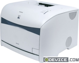 Canon LBP 5200 laser printer driver | Free get and setup