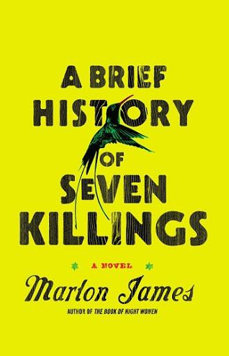 Marlon James: A Brief History of Seven Killings