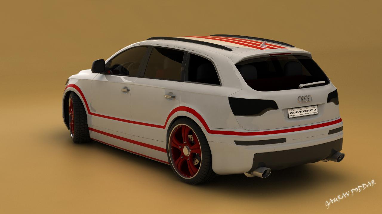 3d Car Modeler