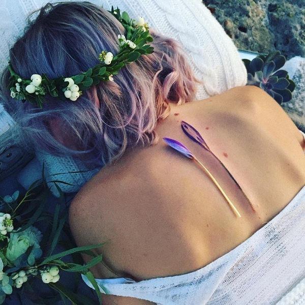 este_incrivelmente_realista_aquarela_flor_da_tatuagem