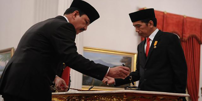 Jokowi Dan BG Berpeluang Sama Jadi Ketum PDIP, Mana Lebih Kuat?