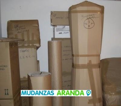 Mudanzas Alcubilla de Avellaneda