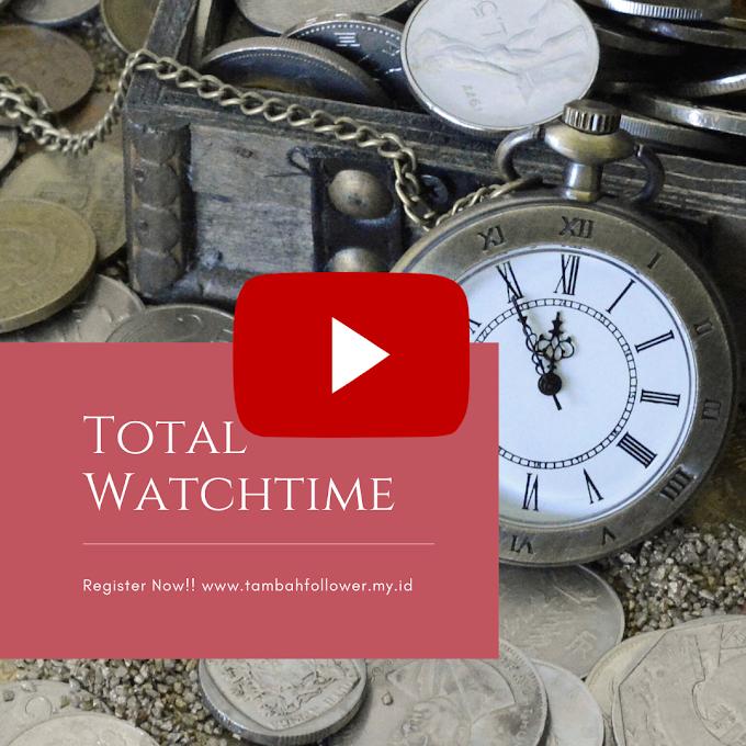 Cara Mengetahui Total Watch Time Youtube dalam Jam