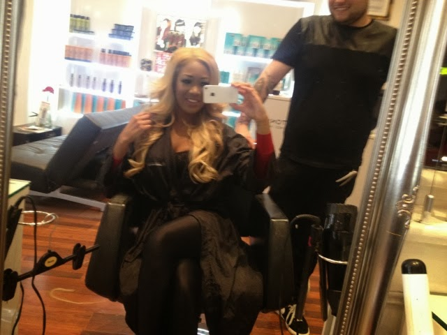 And When I Was In The Brother House They Got Me A Hair Stylist For Final Who Suggested Weave Since Then Ve Been Loving