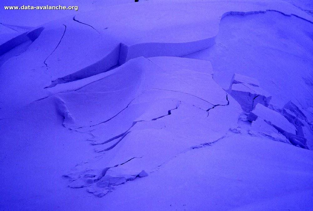 Avalanche Mont Thabor, secteur Punta Bagna, Plateau - Photo 1