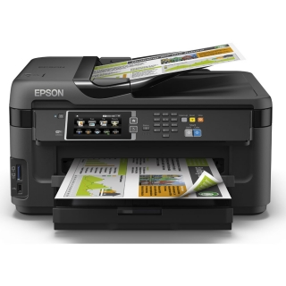 Drivers & Downloads Epson WorkForce WF-7610DWF printer for All Windows