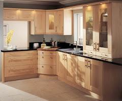 Tủ bếp đẹp MS-96