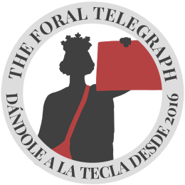 Logo The Foral Telegraph