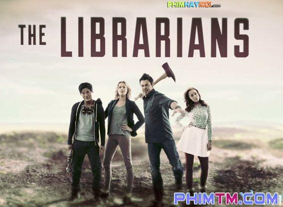 Xem Phim Đi Tìm Kho Báu 3 - The Librarians Season 3 - phimtm.com - Ảnh 1