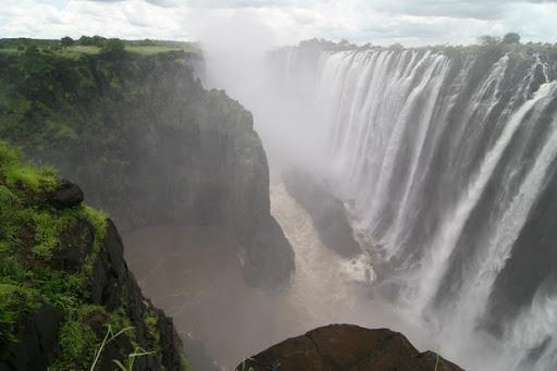 Najmogočnejši slapovi Afrike