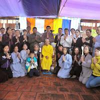 [DCQD-1202] Chuyến thăm miền Bắc 2011 - Chùa Hương Hải Thiền, Chi Đông (23/11/2011)