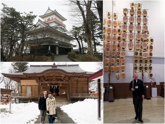 日本東北秋田 山形 新潟自助旅行 (4)