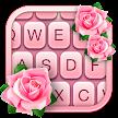 Pink Rose Keyboard APK
