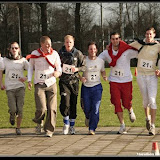 Oliebollen estafette marathon, 29-12-2007