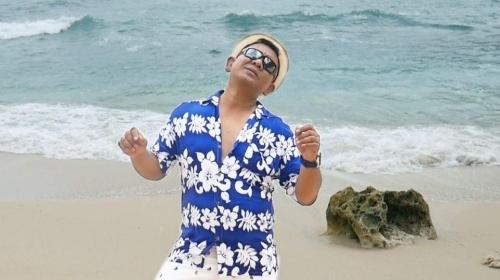 AM Kuncoro Vokalis Heniikun Bay feat Steven dan Tege Coconut Treez Bakal Rilis Ulang 'Mimi Mintuno Tresno'