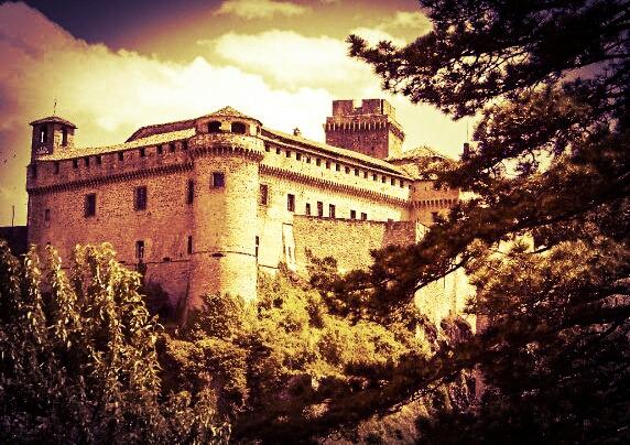 Fortezza di Bardi (PR) di Mmanzoni