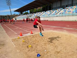 pruebas miniolimpiadas mayo de 2015