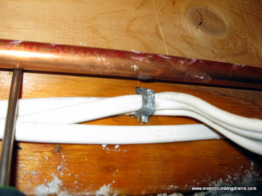 Emergency Plumbing Pipe Leak