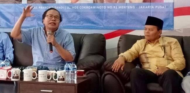 Rizal Ramli: Insentif Pariwisata di Tengah Sebaran Corona Itu Super Ngawur!