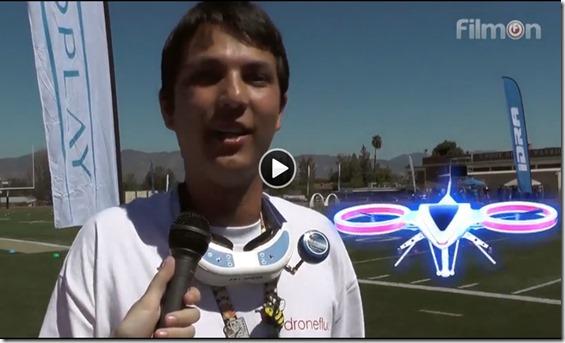 fpv drone racing tv