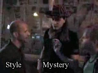 Pickup Artist Mystery Photos 35, Mystery