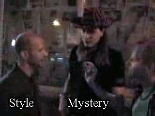 Pickup Artist Mystery Photos 35, Mystery