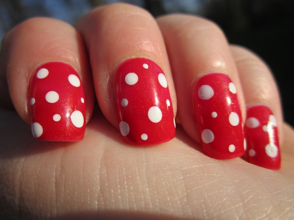 Easy Cute Nail Designs At Home Fashion 2d