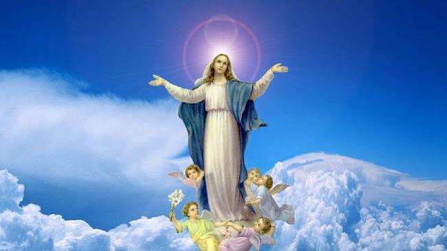 Gương đức tin của Đức Mẹ
