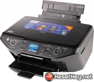 Reset Epson RX615 End of Service Life Error message