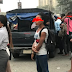 Okada Ban: Police van reportedly used as commercial vehicle in Lagos(photos)