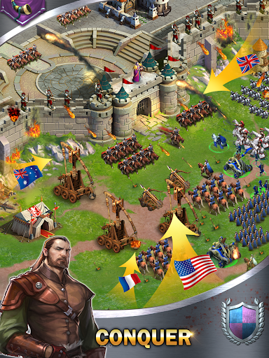 Rage of Kings - King's Landing 3.0.1 screenshots 8