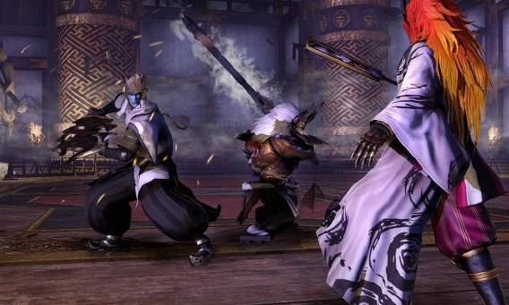 Samurai Warriors 4-II PC Game Free Download Full Version