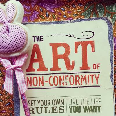 ServicefromHeart book review on The Art of Non-Conformity by Chris Guillebeau