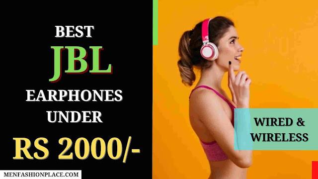 best jbl earphones under 2000