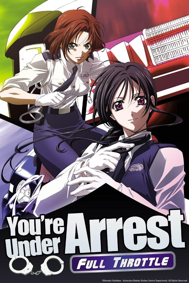 You're Under Arrest: Full Throttle